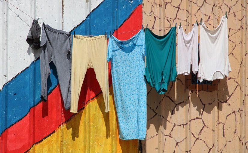 洗濯衣類イメージ